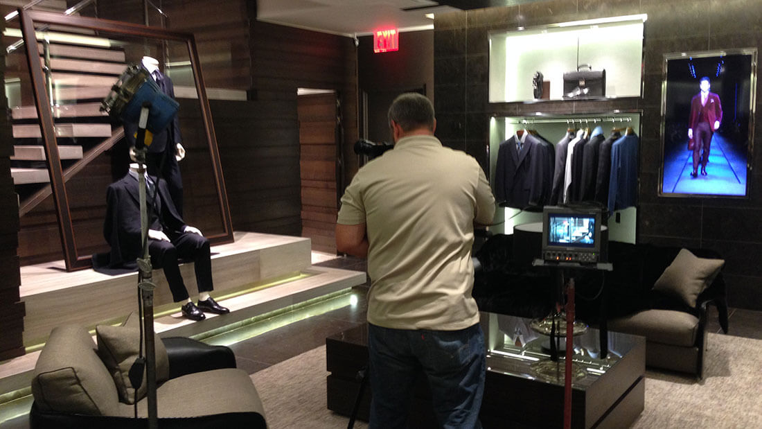 Commercial Video Production NJ | Shamrock Communications
