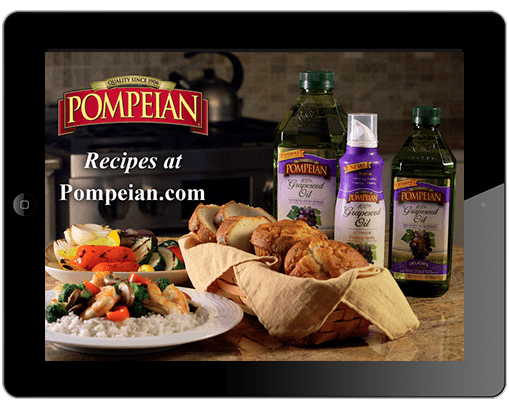 Pompeian Video Screenshot | Shamrock Communications