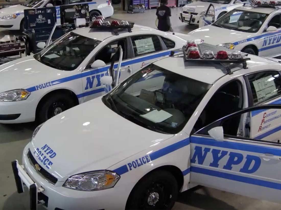 Major Police Supply Video | Shamrock Communications