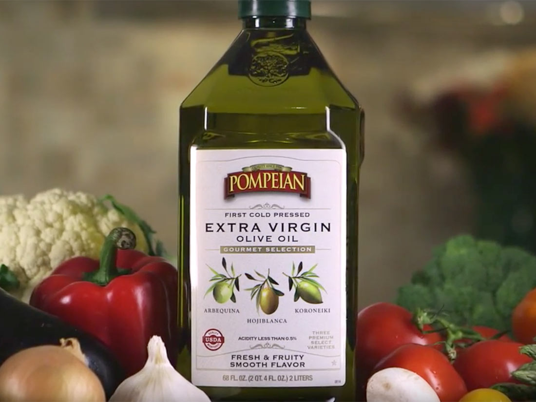 Pompeian Olive Oil Commercial | Shamrock Communications